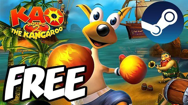 Steam: Kao the Kangaroo: Round 2 gratis (IMDb 7/10)