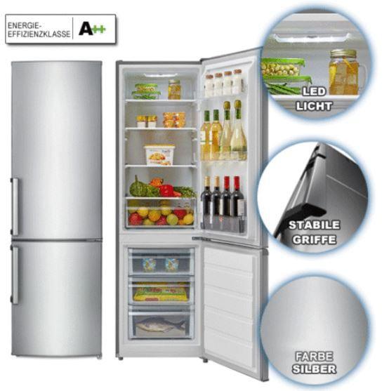 Comfee KGK 180 – Kühlgefrierkombination 253l für 269,90€ (statt 399€)