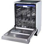 KOENIC KDW 60031 A2 FI vollintegrierbarer Geschirrspüler mit A++ für 338,90€ (statt 390€)