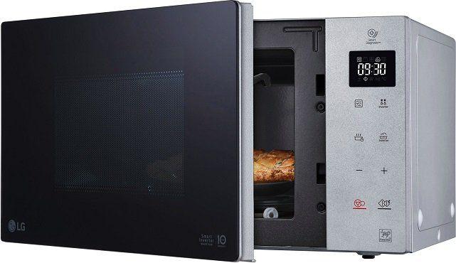 LG MH6535GIT Mikrowelle mit Grillfunktion (1150 Watt) für 116€ (statt 133€)
