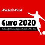 Media Markt €uro 2020 – z.B. YAMAHA ELAC HiFi Bundle mit Receiver und Lautsprecher ab 476,43€ (statt 569€)