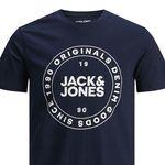Jack & Jones Herren Rundhals T-Shirt Kurzarm Sport Clubwear für je 10,50€ (statt 15€)