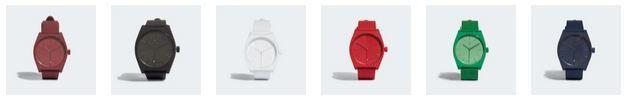adidas PROCESS SP1 Sport Uhren ab 27,89€ (statt 70€?)