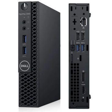 Dell OptiPlex 3060 Micro PC mit i3, 4GB, 500GB HDD & Win10 Pro für 259,90€ (statt 360€)