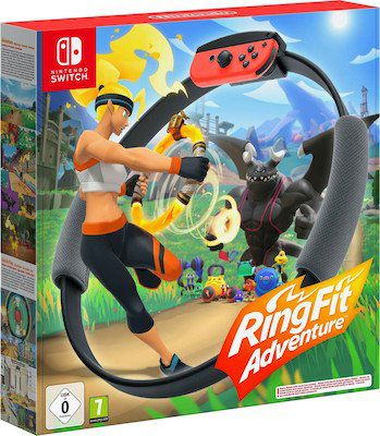 Nintendo Switch Ring Fit Adventure für 72,01€ (statt 90€)
