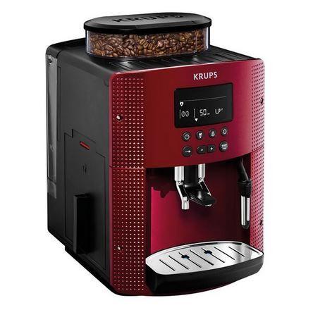 Krups EA815570 roter Kaffeevollautomat ab 270,63€