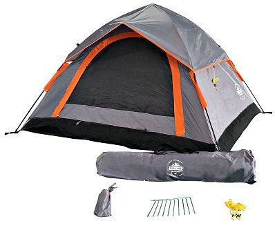 Lumaland Pop Up Zelt für 3 Personen für 56,90€ (statt 65€)