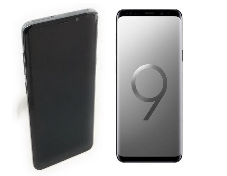 Samsung Galaxy S9 Plus Smartphone mit 256GB in Titanium Gray für 499€