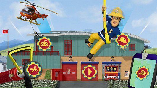 Serie Feuerwehrman Sam in der Kika   Mediathek verfügbar