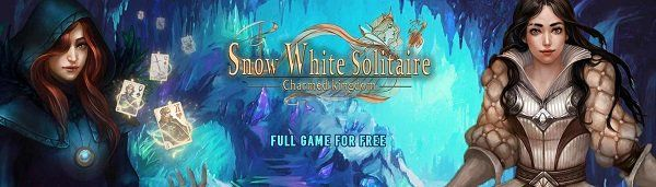 IndieGala: Snow White Solitaire. Charmed Kingdom gratis