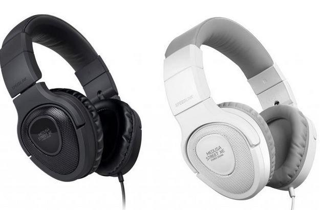Speedlink Medusa Street XE Noise Reduction Kopfhörer mit Mikro für 17,99€ (statt 43€)