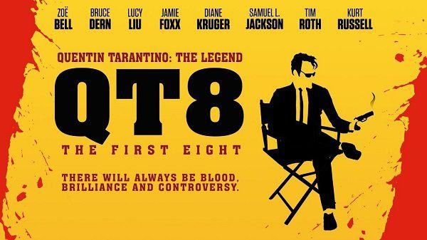 Doku QT8: Quentin Tarantino   The First Eight gratis in der arte Mediathek (IMDb 7,3/10)