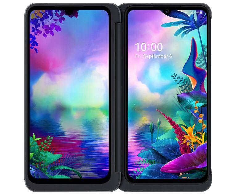 LG G8X Thinq Dual Screen 128 GB DualSIM mit 6GB RAM ab 376,42€ (statt 530€)