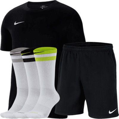 Nike Park 20 Trainings-Set (Shirt, Short, Socken) für 42,95€ (statt 59€)