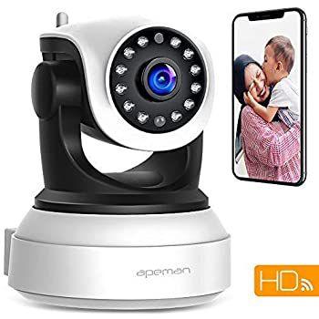 Apeman 720p WLAN IP Cam für 17,99€ (statt 30€)