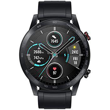 HONOR MagicWatch 2 Smartwatch (46mm) mit Herzfrequenz  & Stressmonitor für 134,99€ (statt 149€)