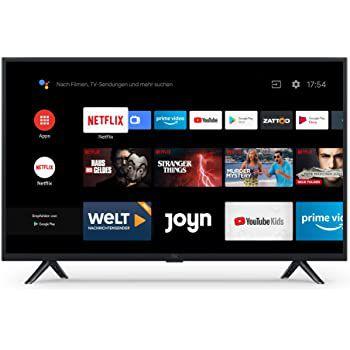 Xiaomi Smart TV 4A  – 32 Zoll LED SmartTV für 138,31€ (statt 201€)