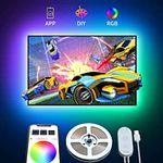 Govee 2m LED TV Hintergrundbeleuchtung mit App-Steuerung für 8,99€ – Prime