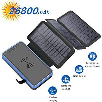 Utorch   Solarleuchte für den Rasen mit 8 LEDs für 5,12€