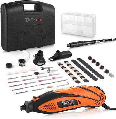 Tacklife RTD35ACL   Multifunktionswerkzeug mit 80 Teilen für 29,99€ (statt 50€)