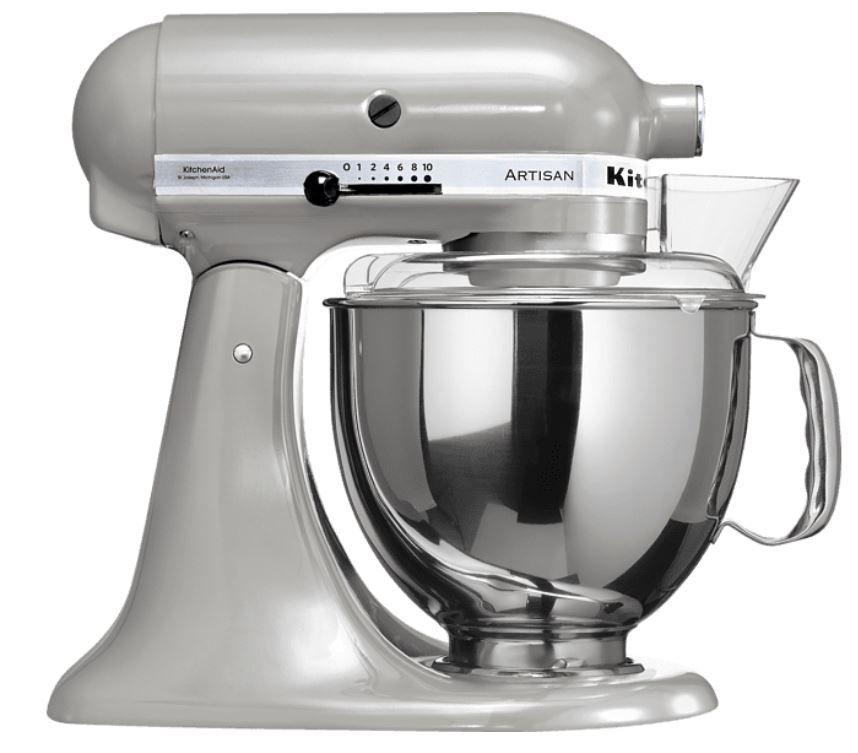 Saturn Beste Angebote Aktion: z.B. KITCHENAID Artisan Küchenmaschine 4.8L ab 378,94€ (statt 479€)