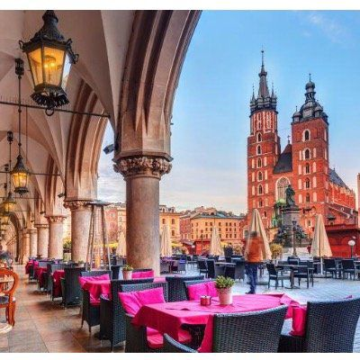 2 ÜN im 4* Hotel Apis in Krakau mit Frühstück ab 54€ p.P.