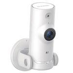 D-LINK DCS-8000LHV2 Mini FullHD WiFi-Überwachungskamera 1920×1080 in Weiß für 48,73€ (statt 63€)