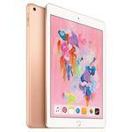 Apple iPad (2018) mit 128GB WiFi + 4G in Gold für 349,20€ (statt 394€)