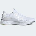 Ausverkauft! adidas SL20 SUMMER.RDY Laufschuh in Weiß für 58,47€ (statt 107€)
