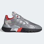 """adidas Originals Nite Jogger im """"Silver Metallic"""" Colourway für 54,57€"""