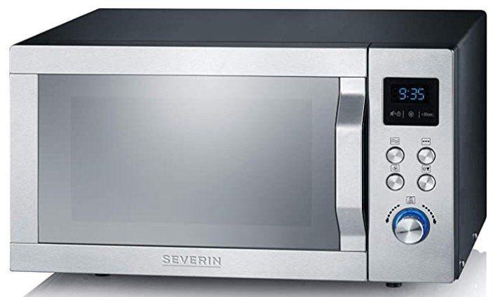 Severin MW 7755 Mikrowelle mit Inverter Technologie für 90,99€(statt 170€)