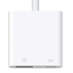 Apple Lightning auf USB 3 Kamera-Adapter für 23,37€ (statt 38€)