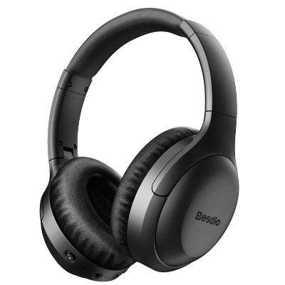 Besido EH008 ANC OverEar Headset mit BT 5.0 bis zu 30h Spielzeit für 17,99€ (statt 50€)