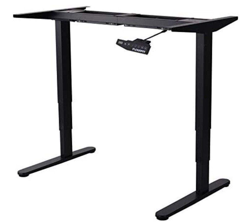 Ausverkauft! Flexispot E5B elektrisch höhenverstellbares Tischgestell inkl. Memory Steuerung für 271,42€ (statt 370€)