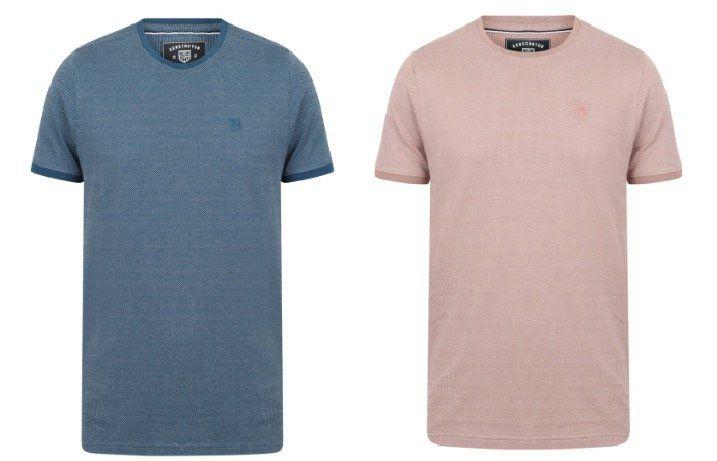 Kensington Murphy Herren T Shirts für je 4,44€ + VSK (statt 12€)