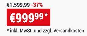 Restposten: VanRysel Ultra Rennrad 900 CF 105 in Größe L für 999,99€ (statt 1.599€)