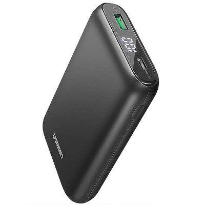 UGREEN Powerbank 10000mAh 18W QC 3.0 mit USB C für 10,04€ (statt 14€)   Prime