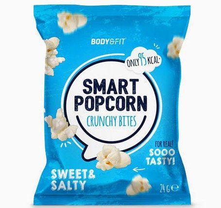 Fehler? 24g Body & Fit Smart Popcorn Crunchy Bites für 0,30€ + VSK   bis zu 100 Tüten möglich