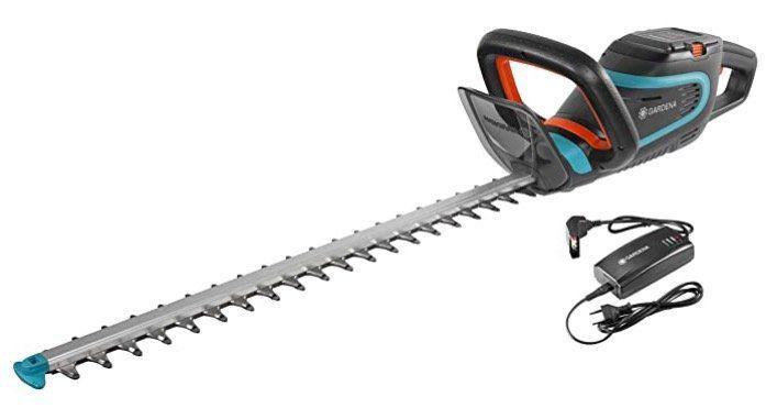 Gardena PowerCut Li 40/60 Akku Heckenschneider mit 60 cm Messerlänge für 186€ (statt 233€)