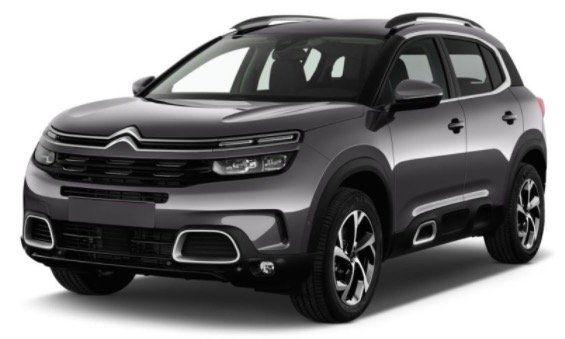 Gewerbe: Citroën C5 Aircross Hybrid mit 224 PS für 66€ mtl. netto – LF: 0.19