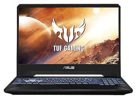 Asus TUF FA506IV Gaming Notebook mit RTX 2060 + 512GB für 931,84€ (statt 1.105€)