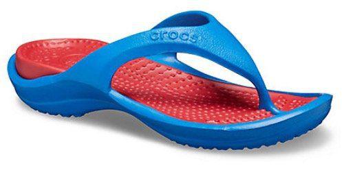 Crocs Athens Flip Flops in 4 Farben für je 14,40€ (statt 27€)