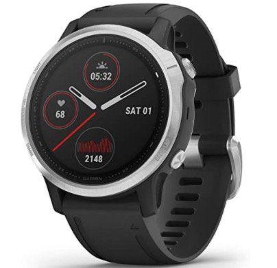 Garmin fenix 6S Multisport-Smartwatch mit GPS für 399€ (statt 429€)