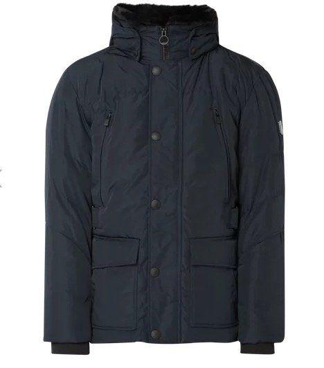 Hollister Herren Mantel aus Wollmischung für 109,65€ (statt 134€)