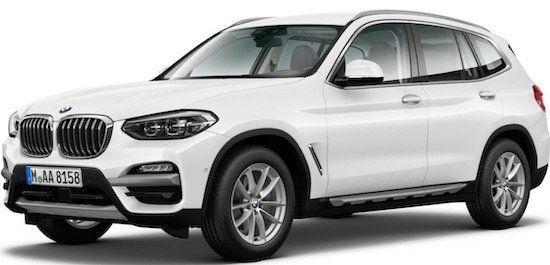Gebraucht: BMW X3 xDrive 30iA X Line mit 252 PS inkl. Service für 388€ mtl.