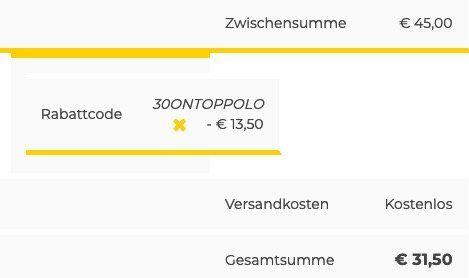 s.Oliver Poloshirts bis  50% + weitere 30% Extra Rabatt   z.B. 3 Stück für 31,50€