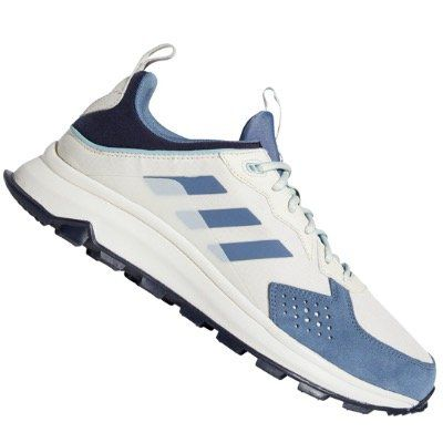 adidas Herren Schuh Response Trail in Weiß Hellblau von 39 bis 49 für 39,95€ (statt 58€)