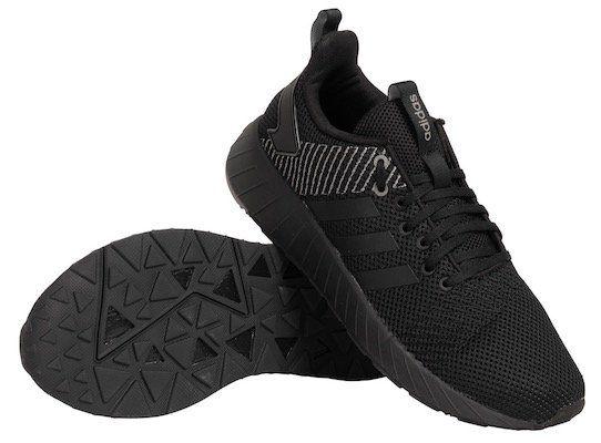 Restgrößen: adidas Questar BYD Running Sneaker in Schwarz für 43,94€ (statt 60€)
