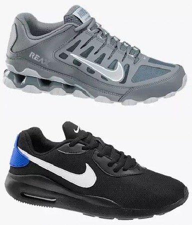 Nike Air Max Oketao + Nike Reax 8 TR für 98,68€ (statt 123€)