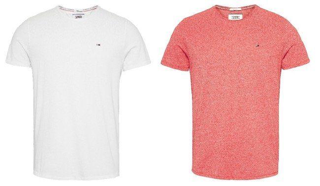 Ausverkauft! Tommy Jeans Essential T Shirt für 16,59€(statt 23€)